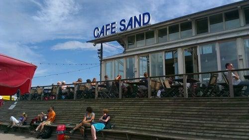 caf sand caf in bremen germany travel guide tripwolf. Black Bedroom Furniture Sets. Home Design Ideas