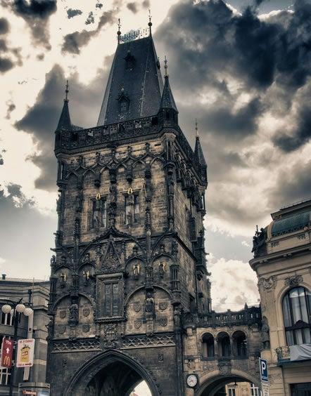 Prašná brána The Powder Tower
