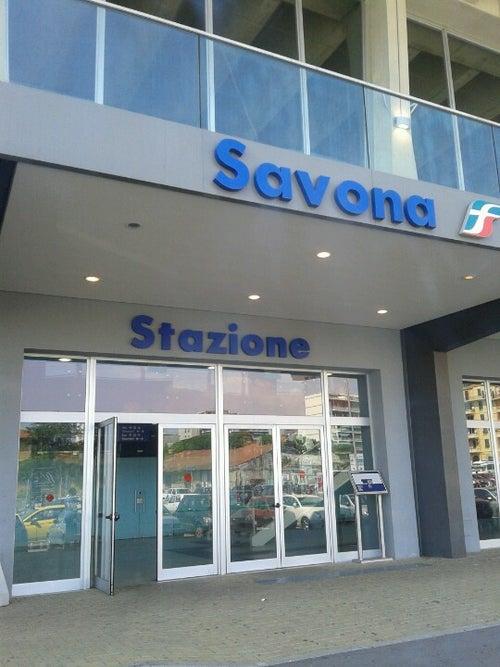 Stazione di Savona