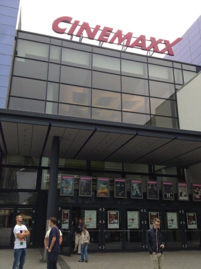 Cinemaxx Cinema in Bielefeld, Germany travel guide - tripwolf