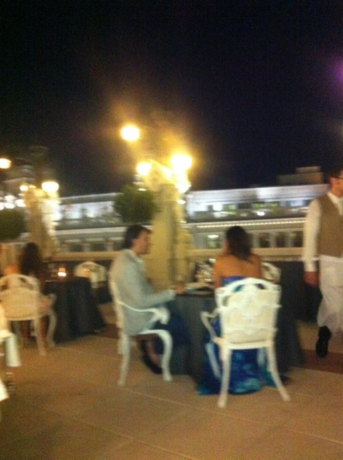 La Terraza Del Casino Restaurant In Madrid Spain Travel