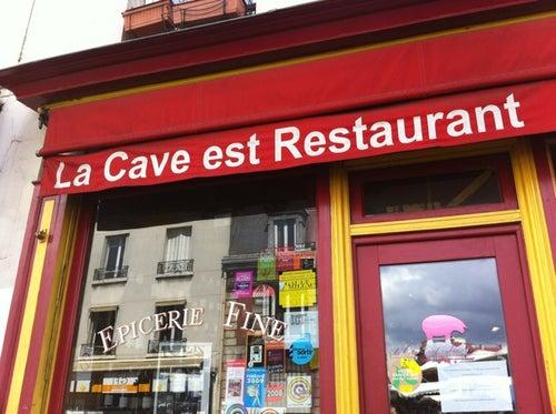 La Cave est restaurant
