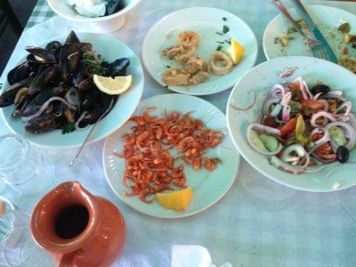 Manos Fish Restaurant