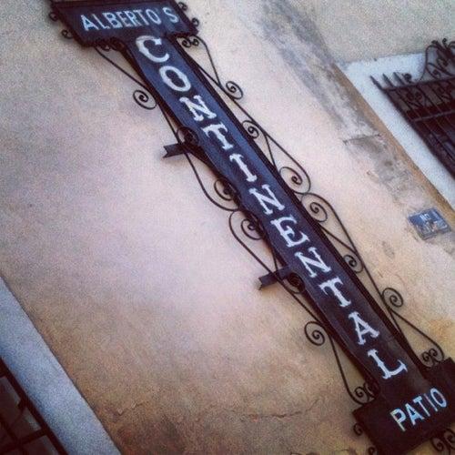 Alberto's Continental