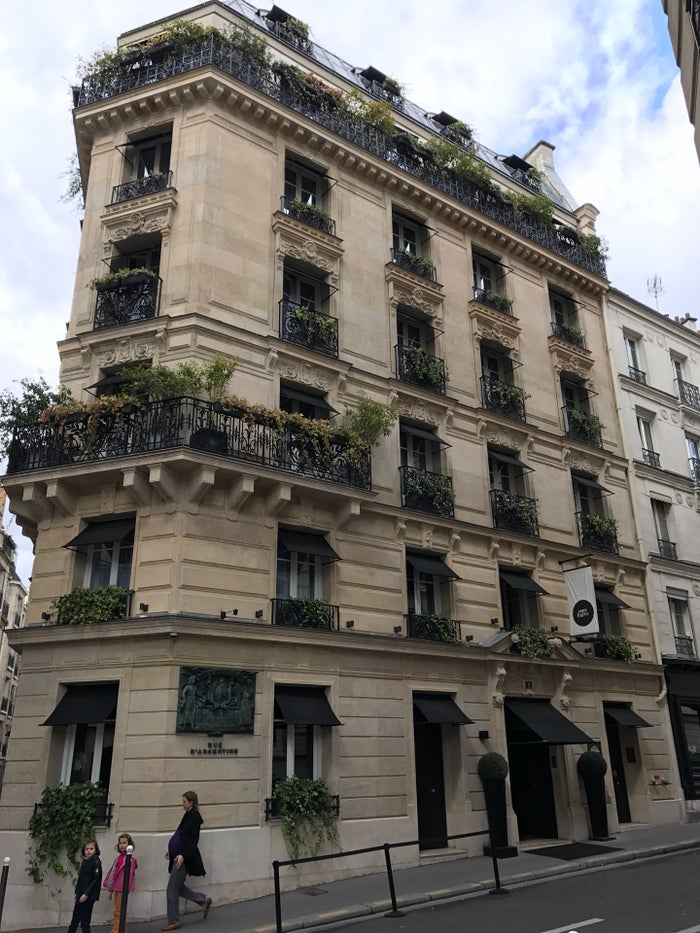 guide hotel gay à paris