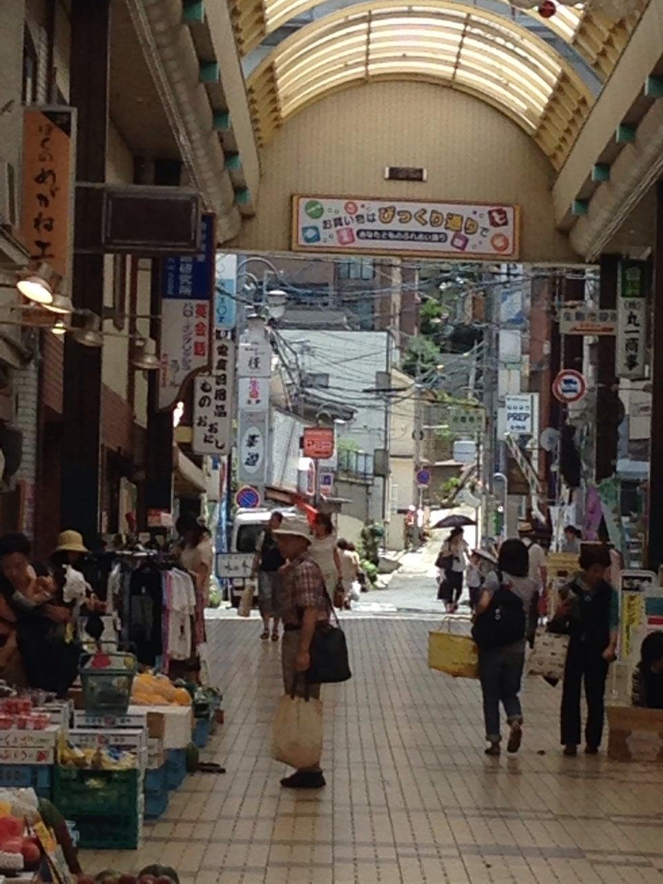 生駒駅前商店街
