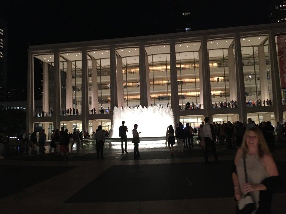 Photo of New York City Ballet
