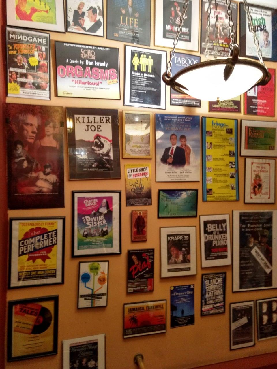 Soho Playhouse Photos   GayCities New York