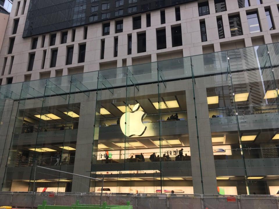 Photo of Apple Store