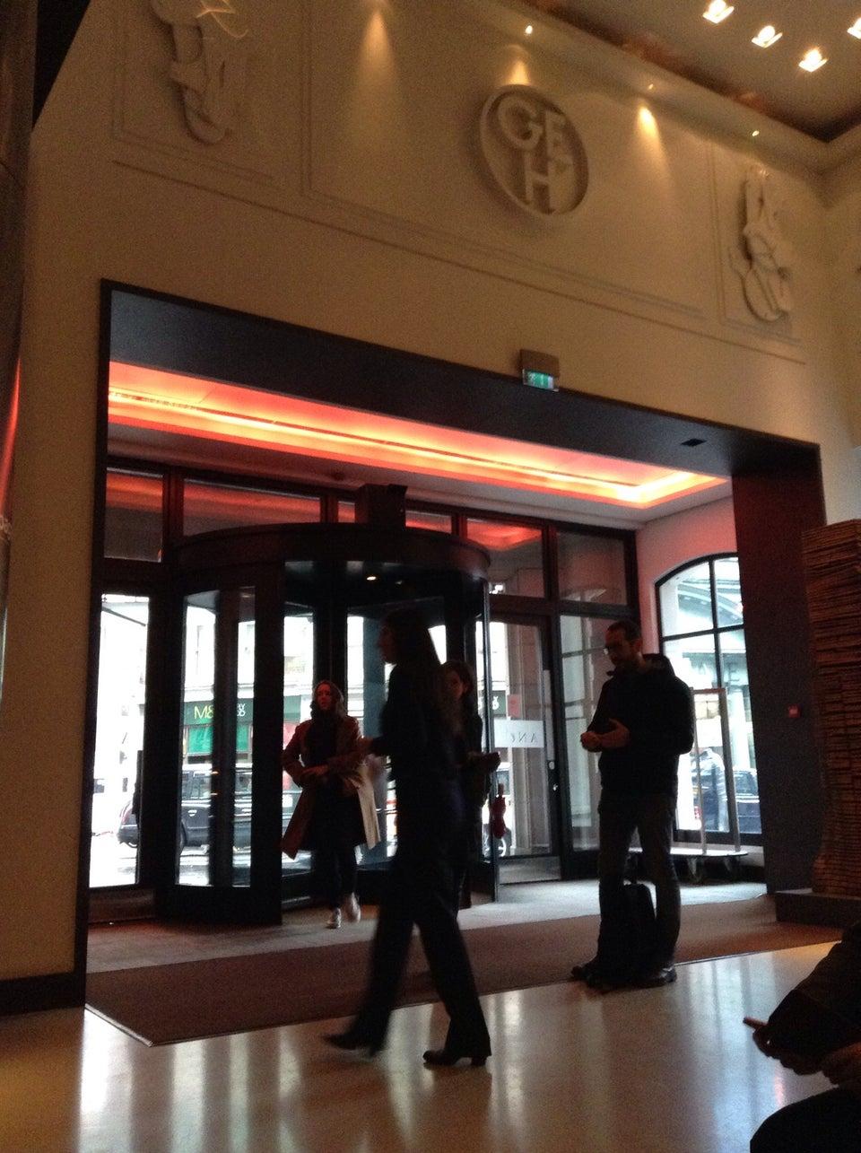 Photo of Andaz London Liverpool Street (Hyatt)