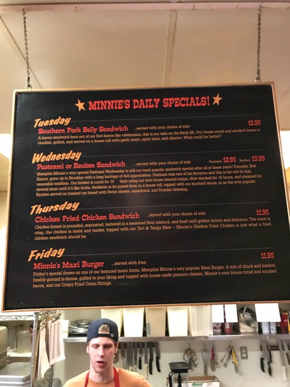 Photo of Memphis Minnie's BBQ