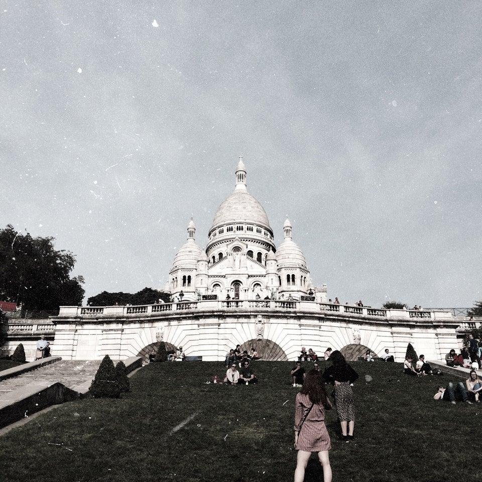 Photo of Sacre-Coeur Basilica