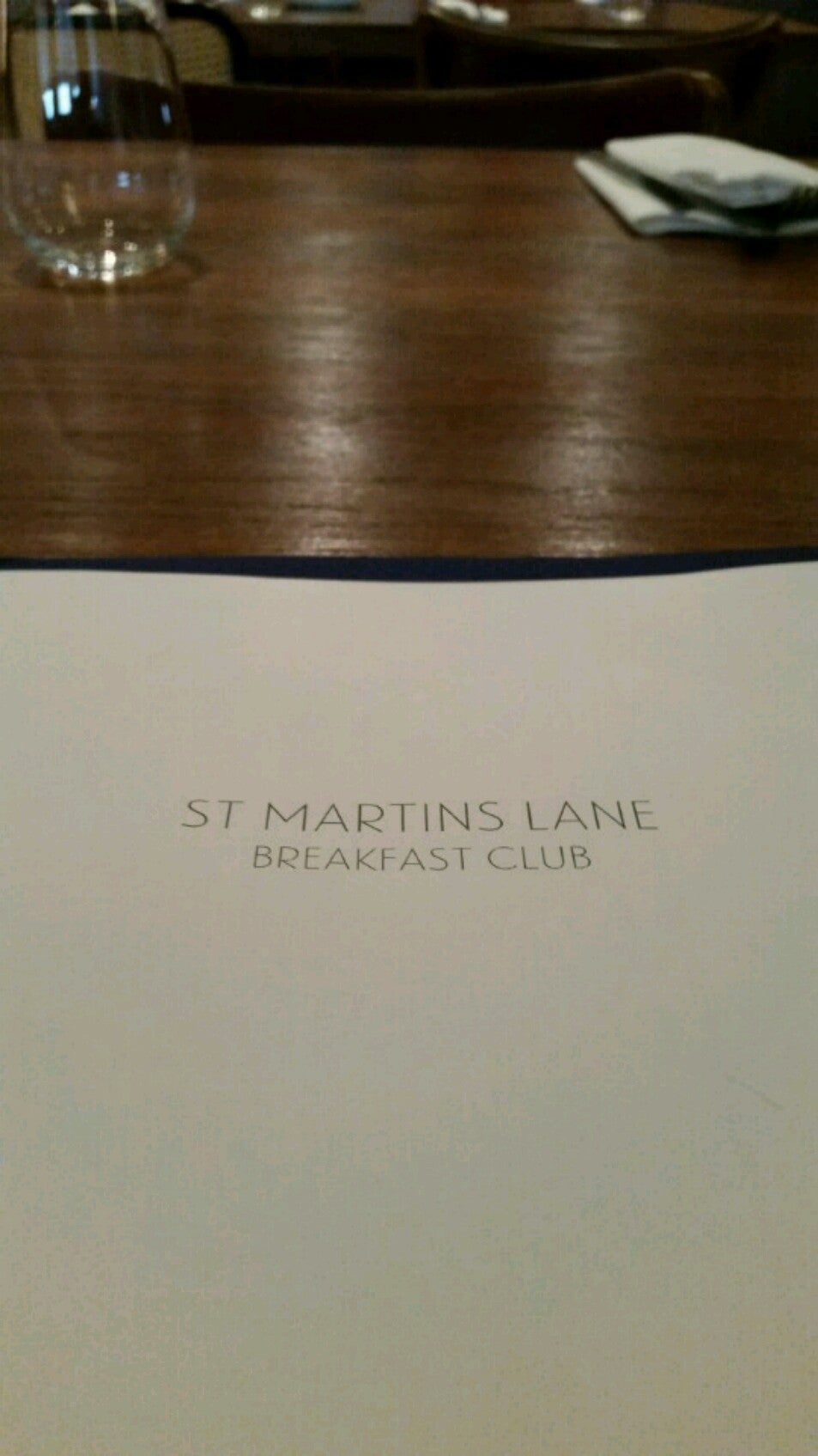 Photo of St Martins Lane