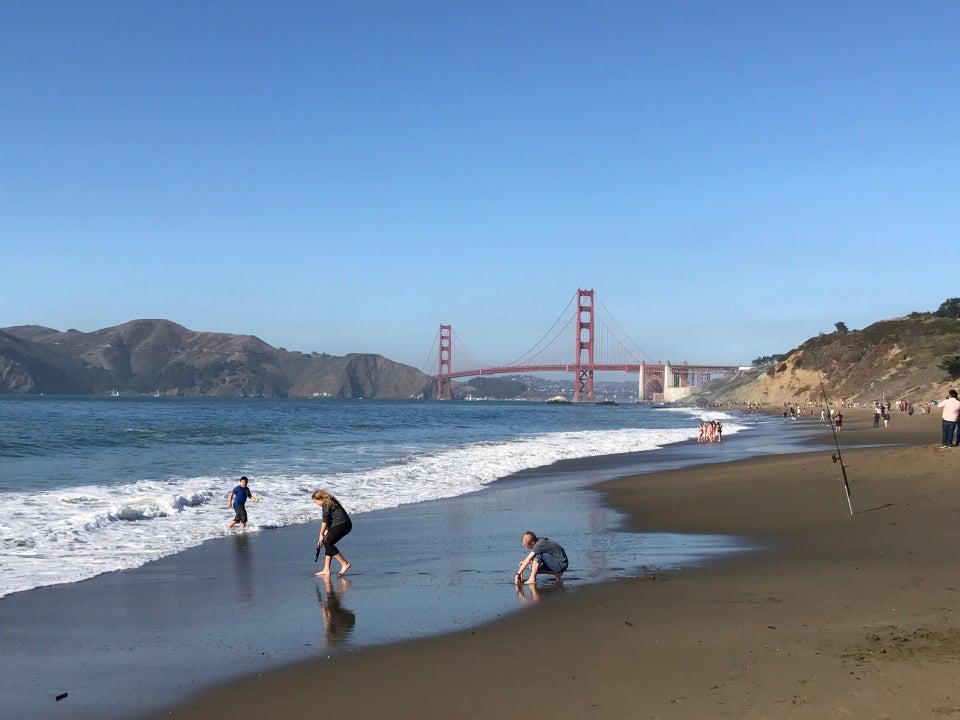 Baker Beach, San Francisco   Roadtrippers