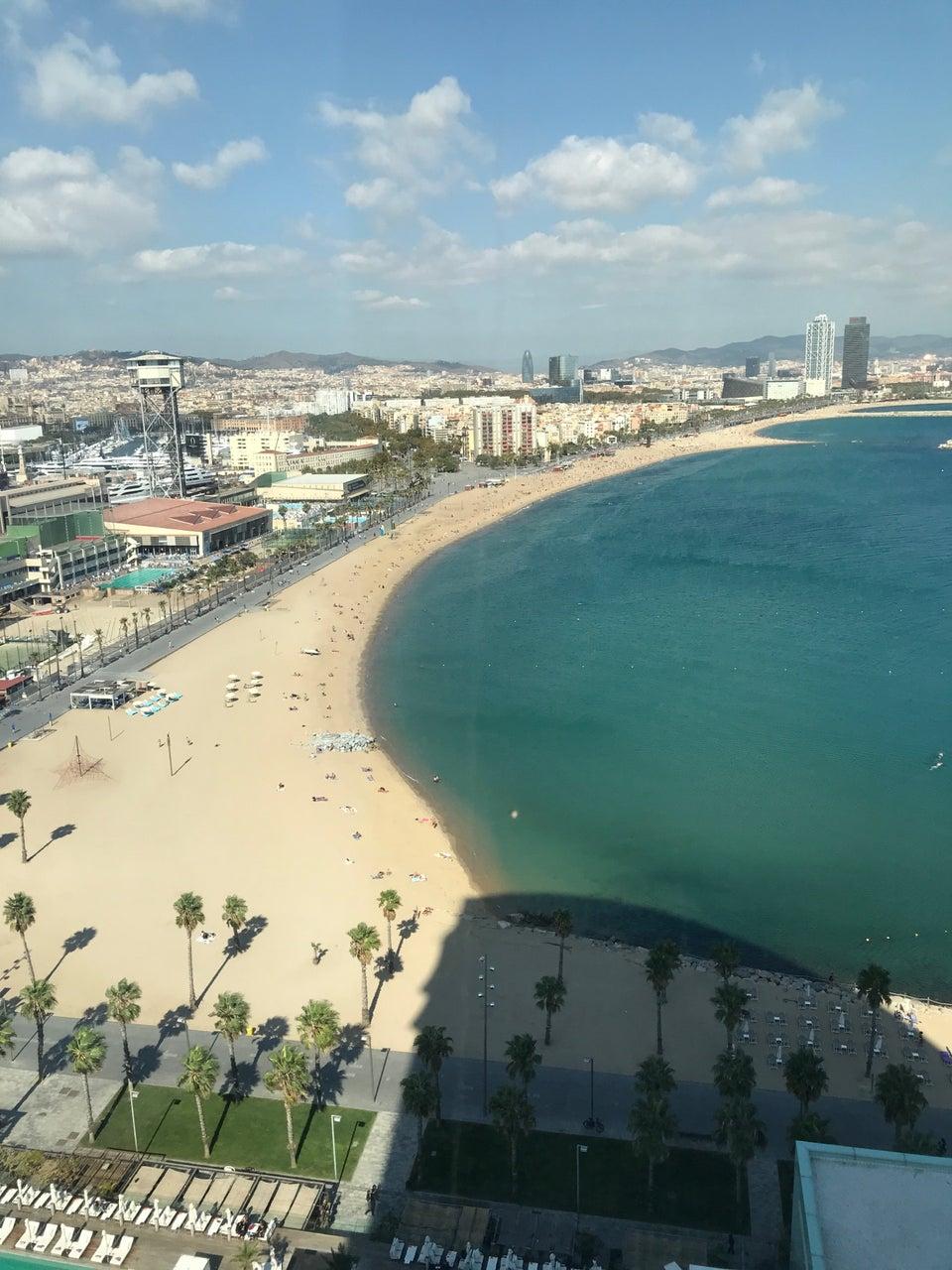 Photo of W Barcelona