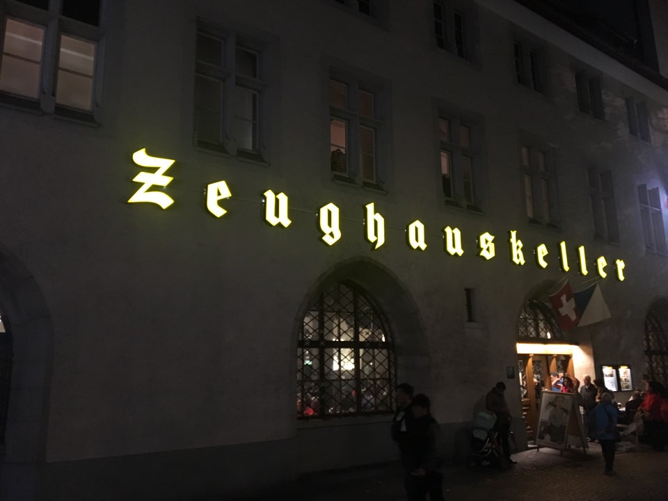Photo of Zeughauskeller