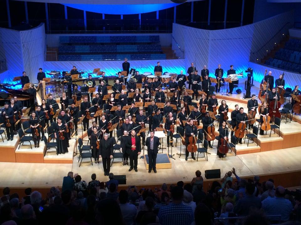 Photo of New World Symphony