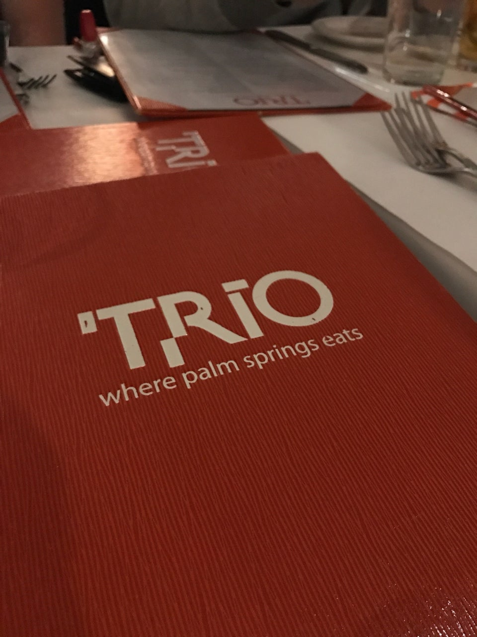 Photo of Trio