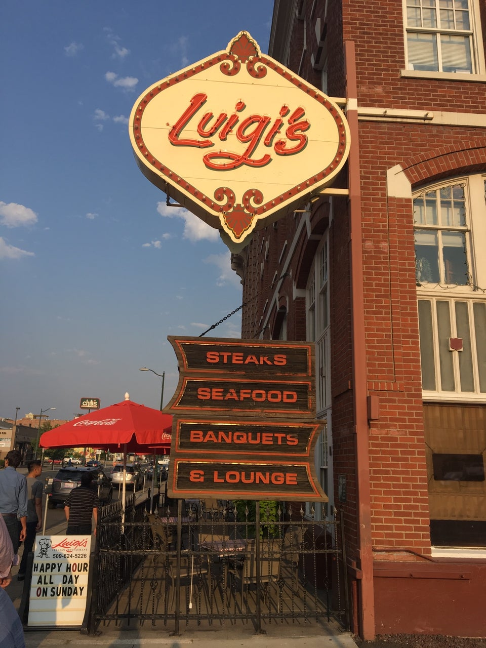 Photo of Luigi's