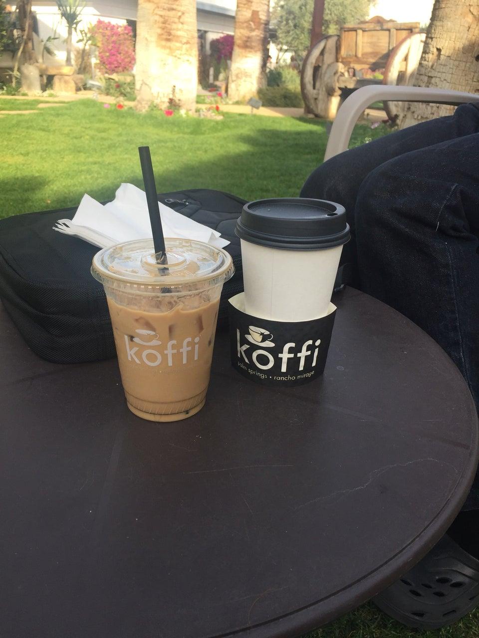 Photo of Koffi