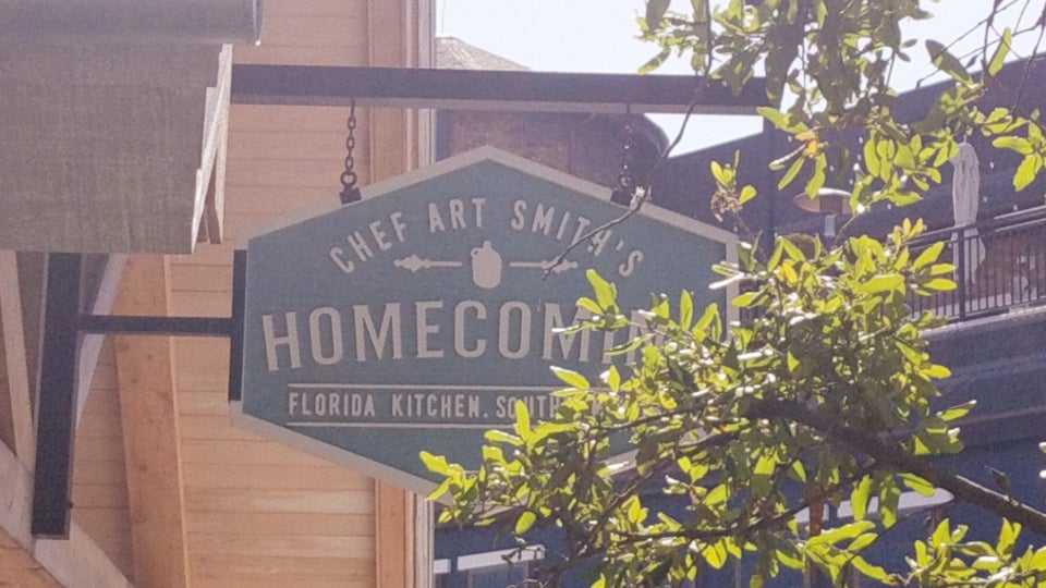 Photo of Chef Art Smith's Homecoming