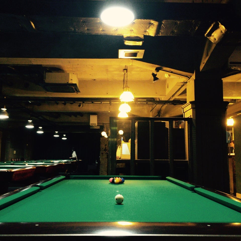 Billiards&Darts BAGUS 吉祥寺店