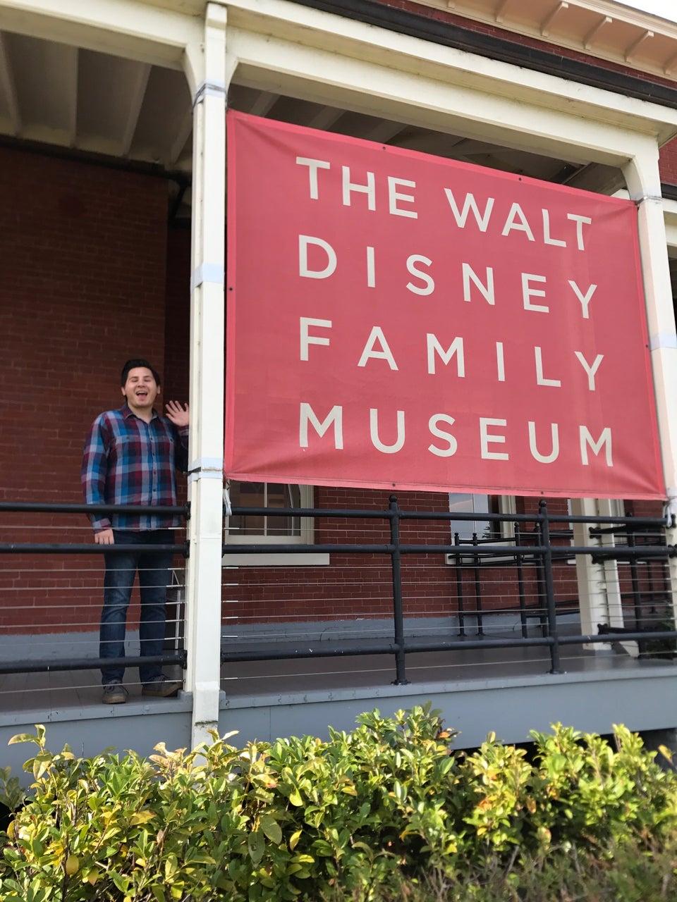 Photo of The Walt Disney Family Museum