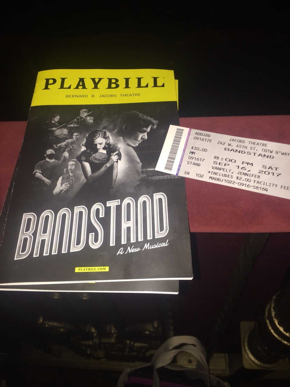 Photo of Bernard B. Jacobs Theatre