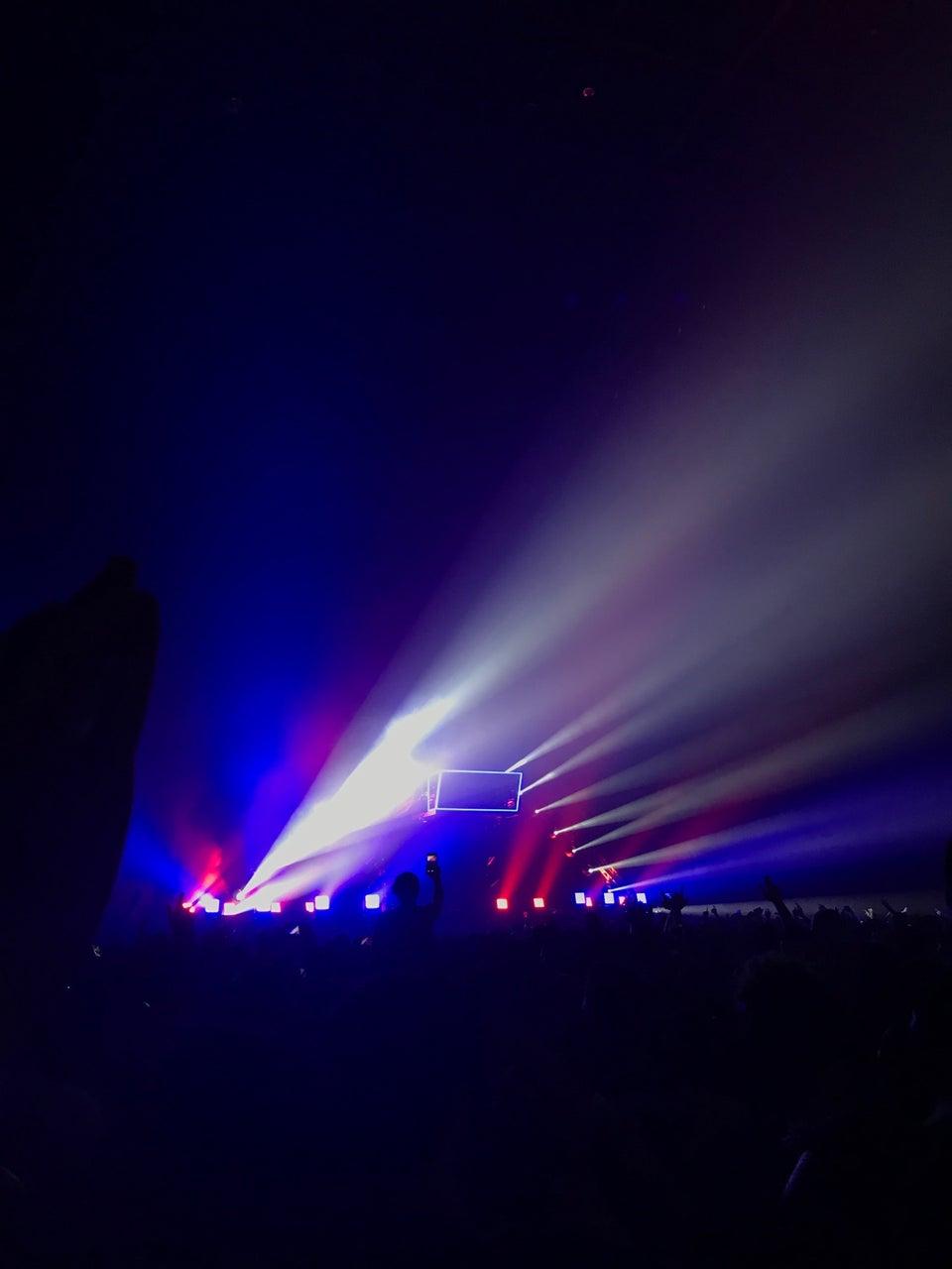Photo of Bill Graham Civic Auditorium