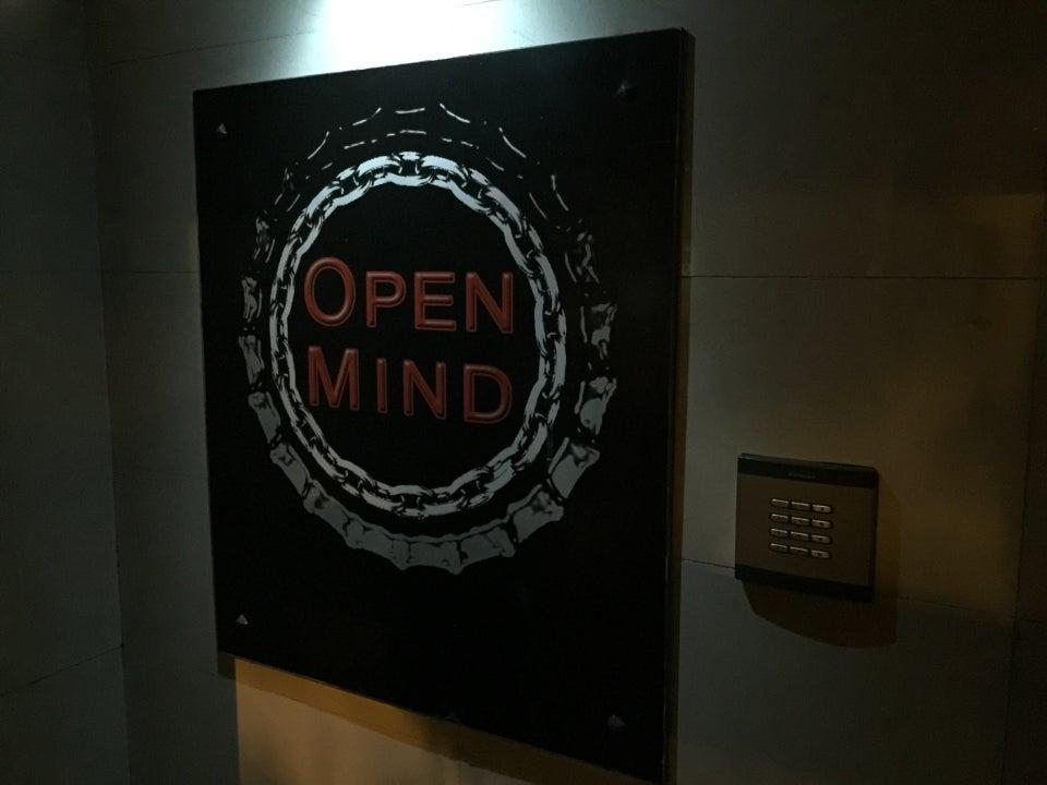 Photo of Open Mind
