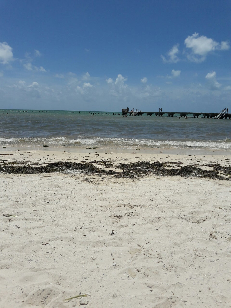 Photo of Higgs Beach