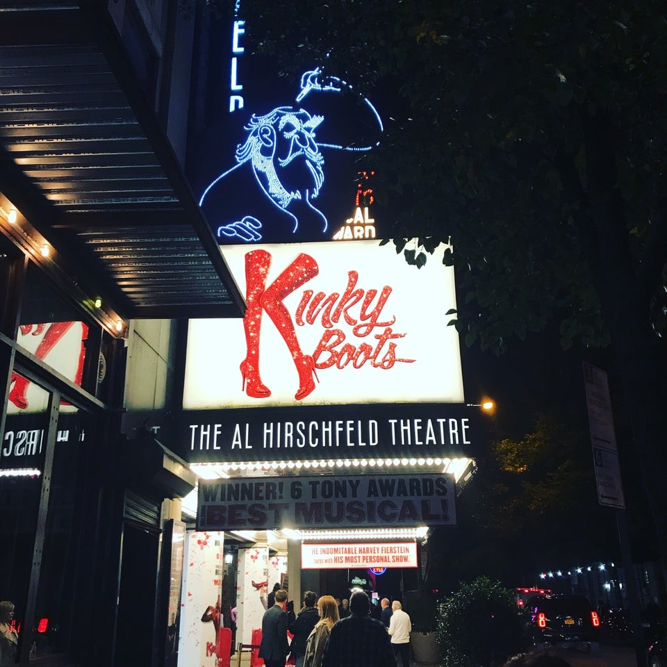 Photo of Al Hirschfeld Theatre