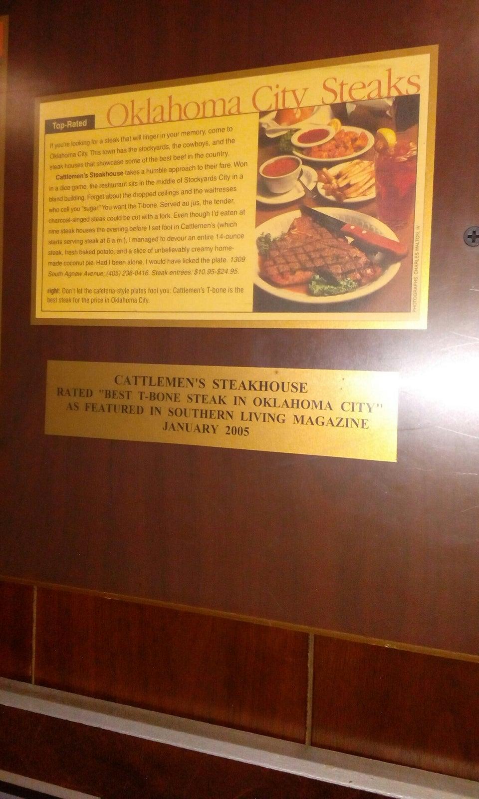 Photo of Cattleman's Steakhouse