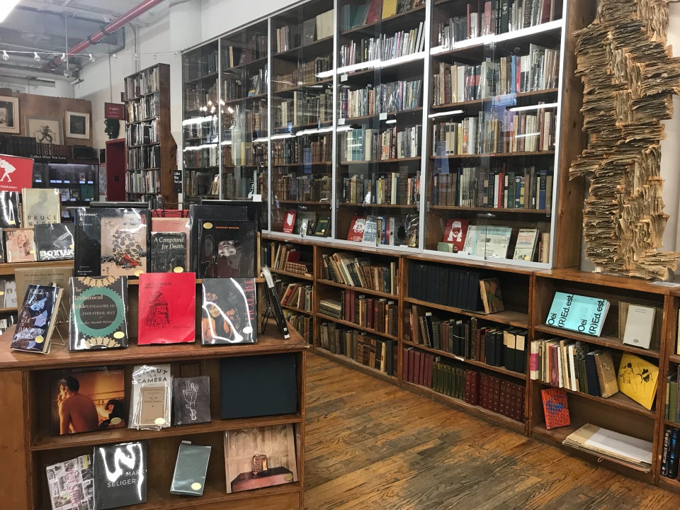 Photo of Strand Book Store