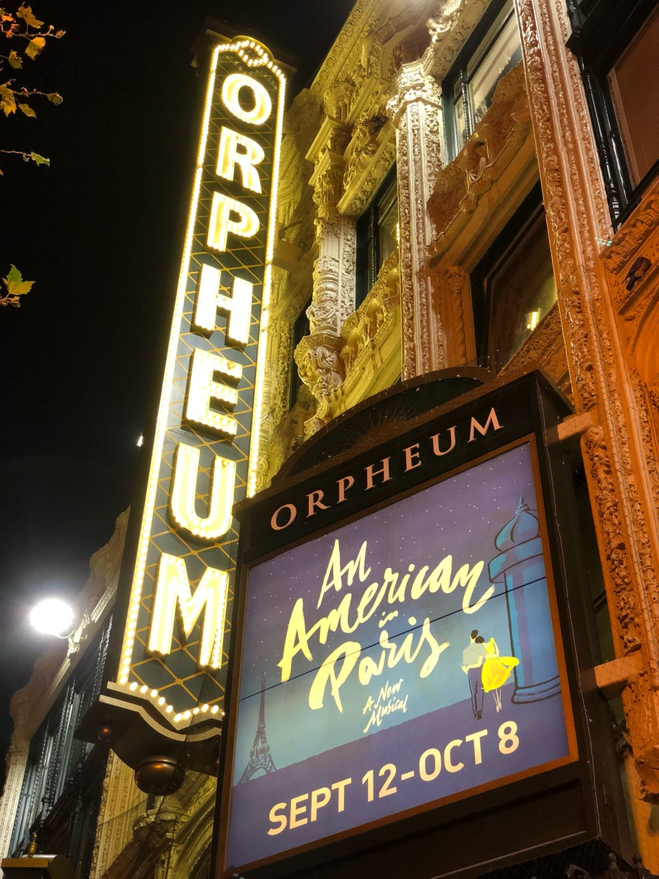 Photo of Orpheum Theatre