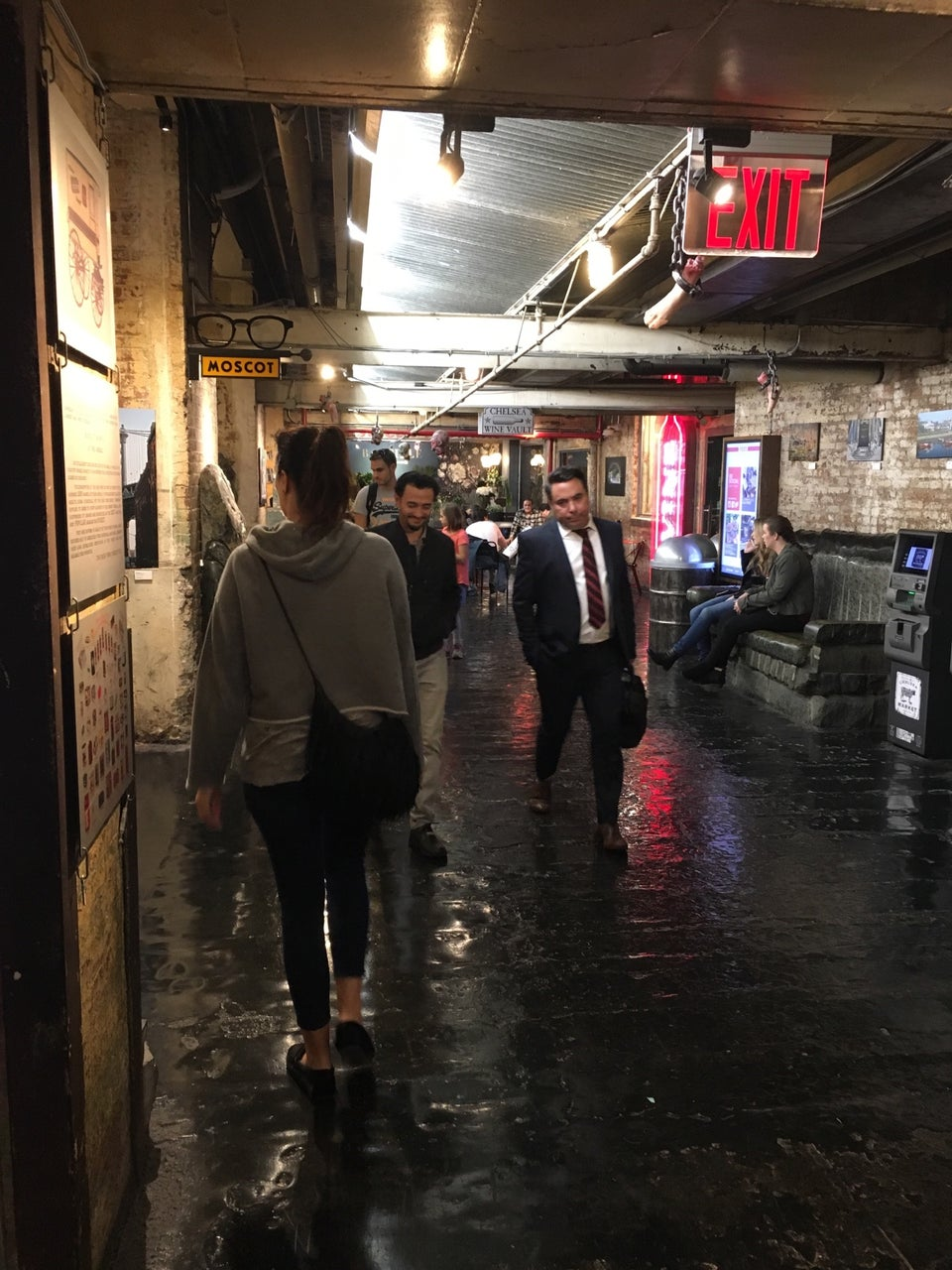 Photo of Chelsea Market