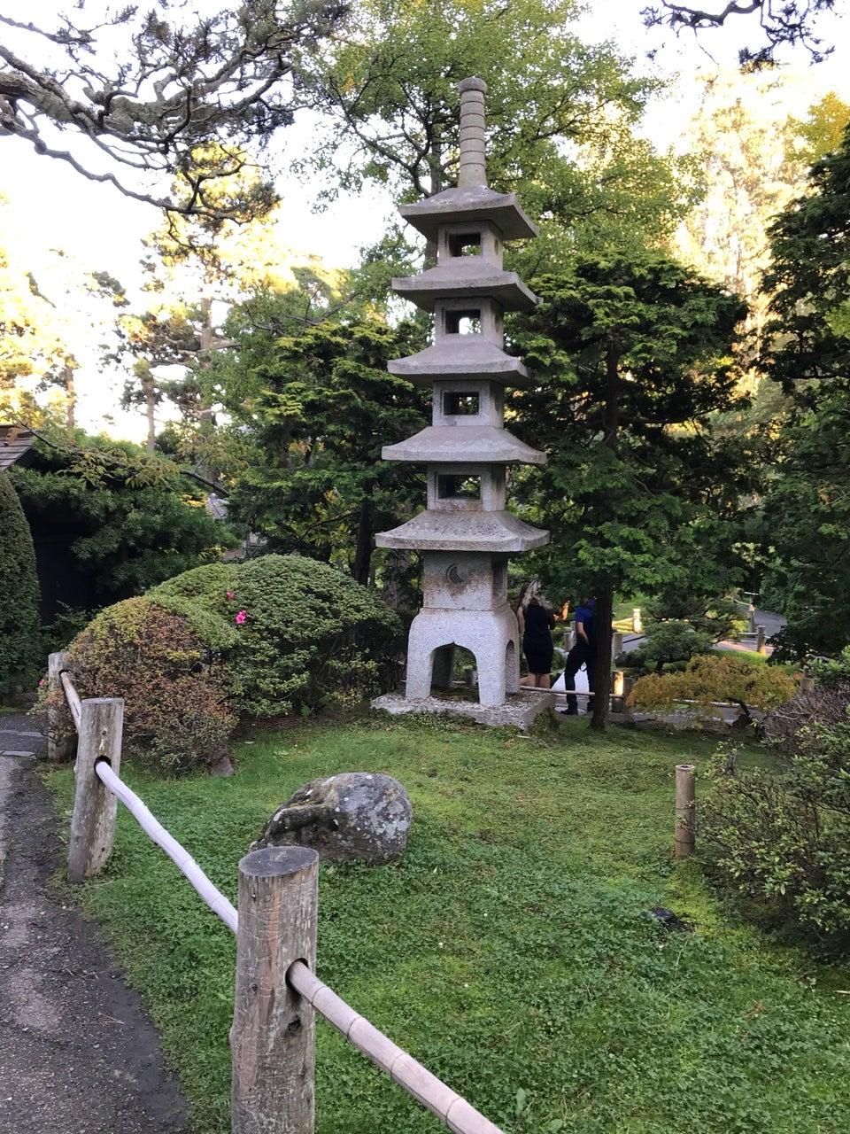 Photo of Japanese Tea Garden