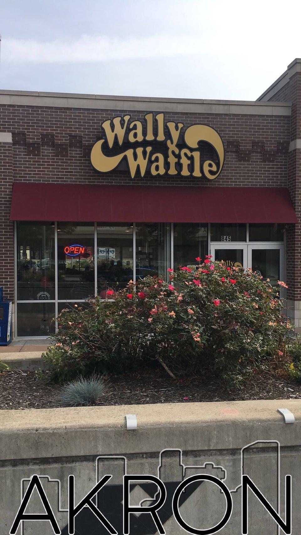 Photo of Wally Waffle