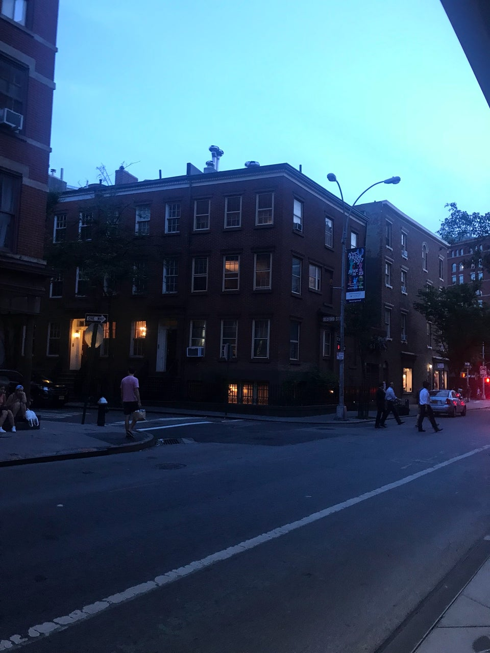 Photo of The Lucille Lortel Theatre