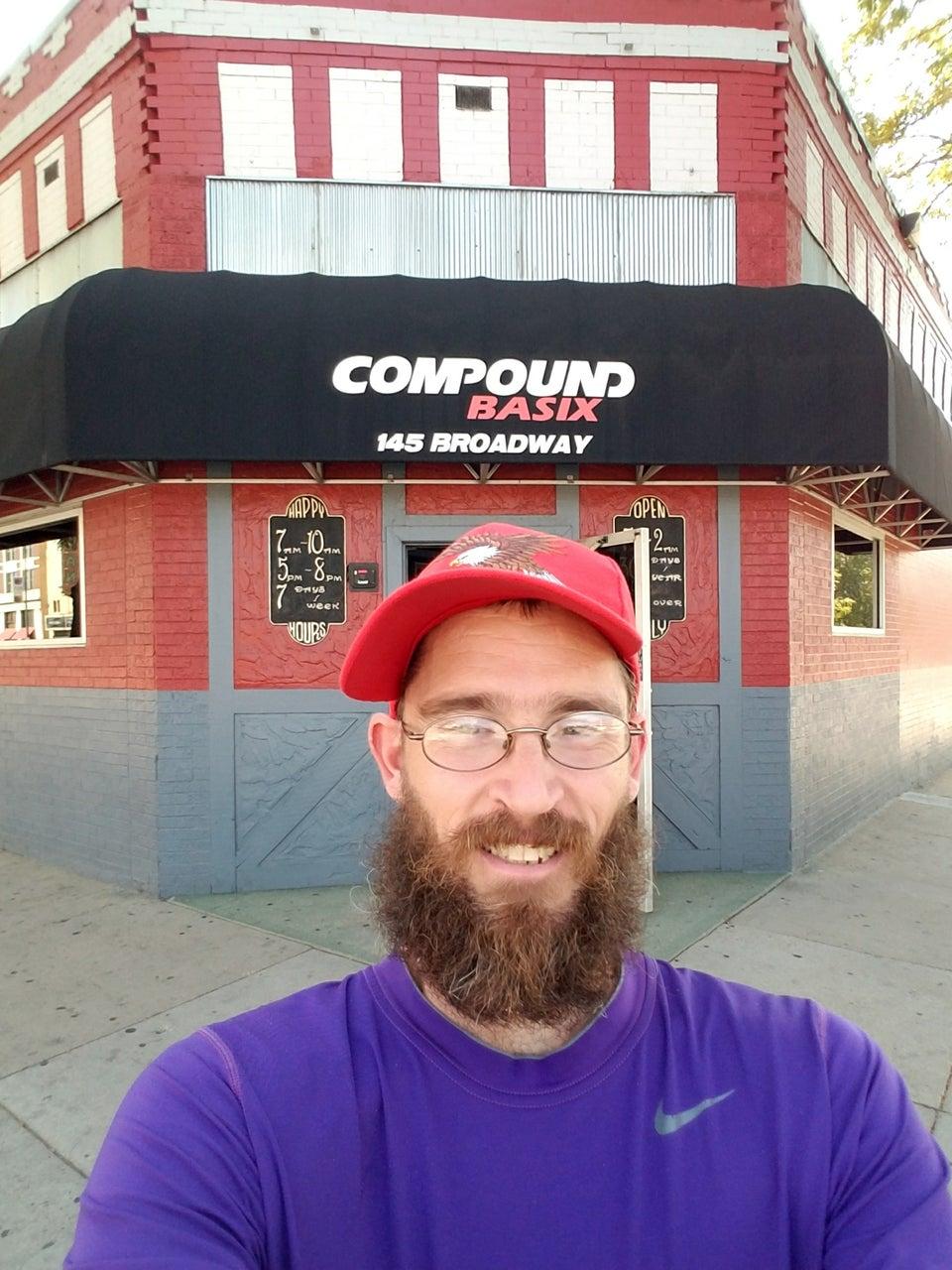 Photo of Compound
