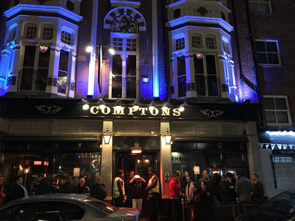 Photo of Comptons of Soho