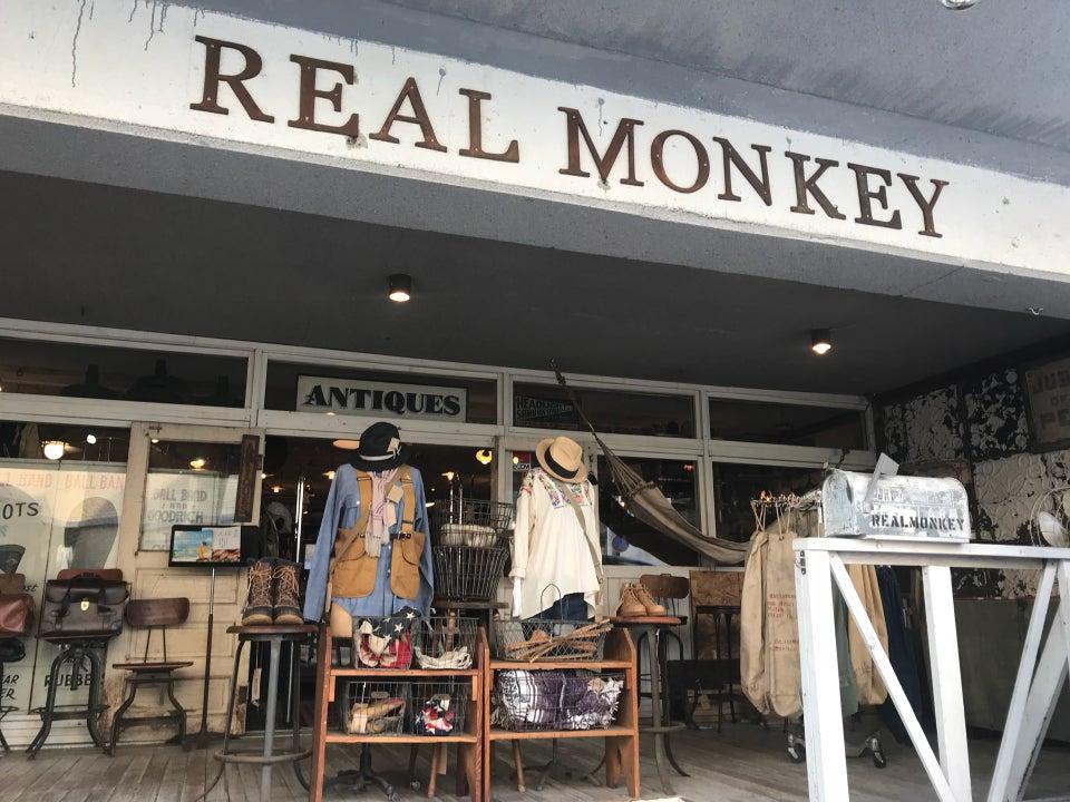古着屋 Real Monkey