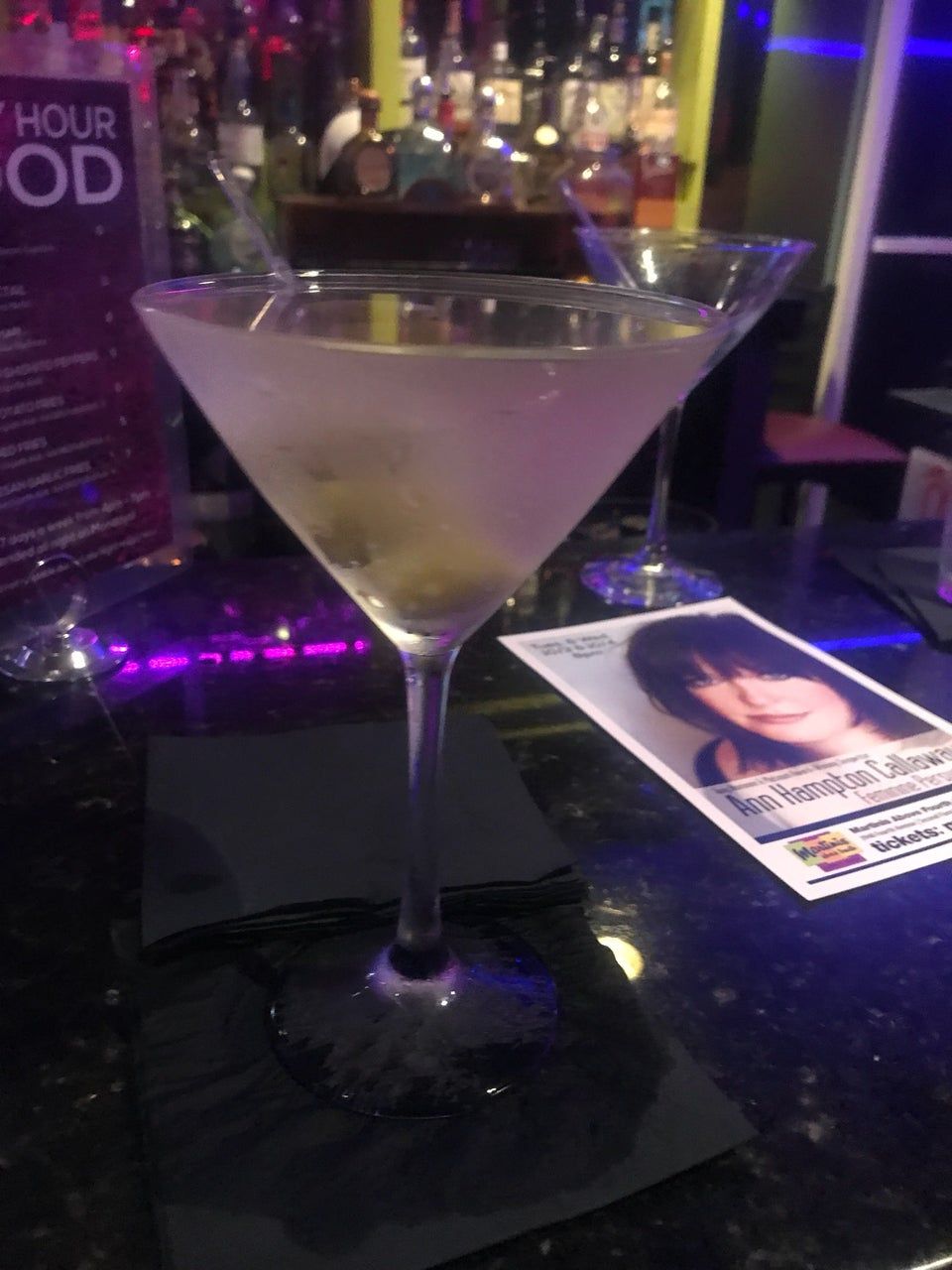 Photo of Martinis Above Fourth