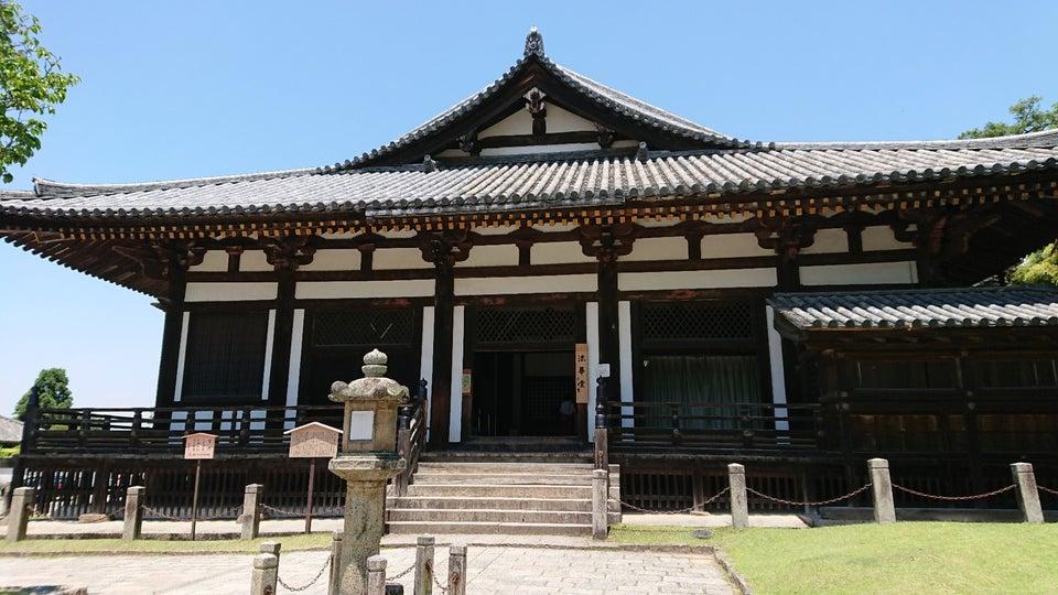 東大寺 法華堂 (三月堂)