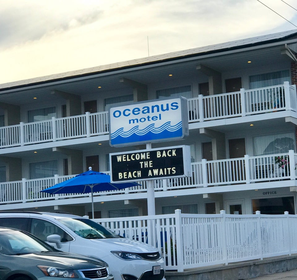 Photo of Oceanus Motel