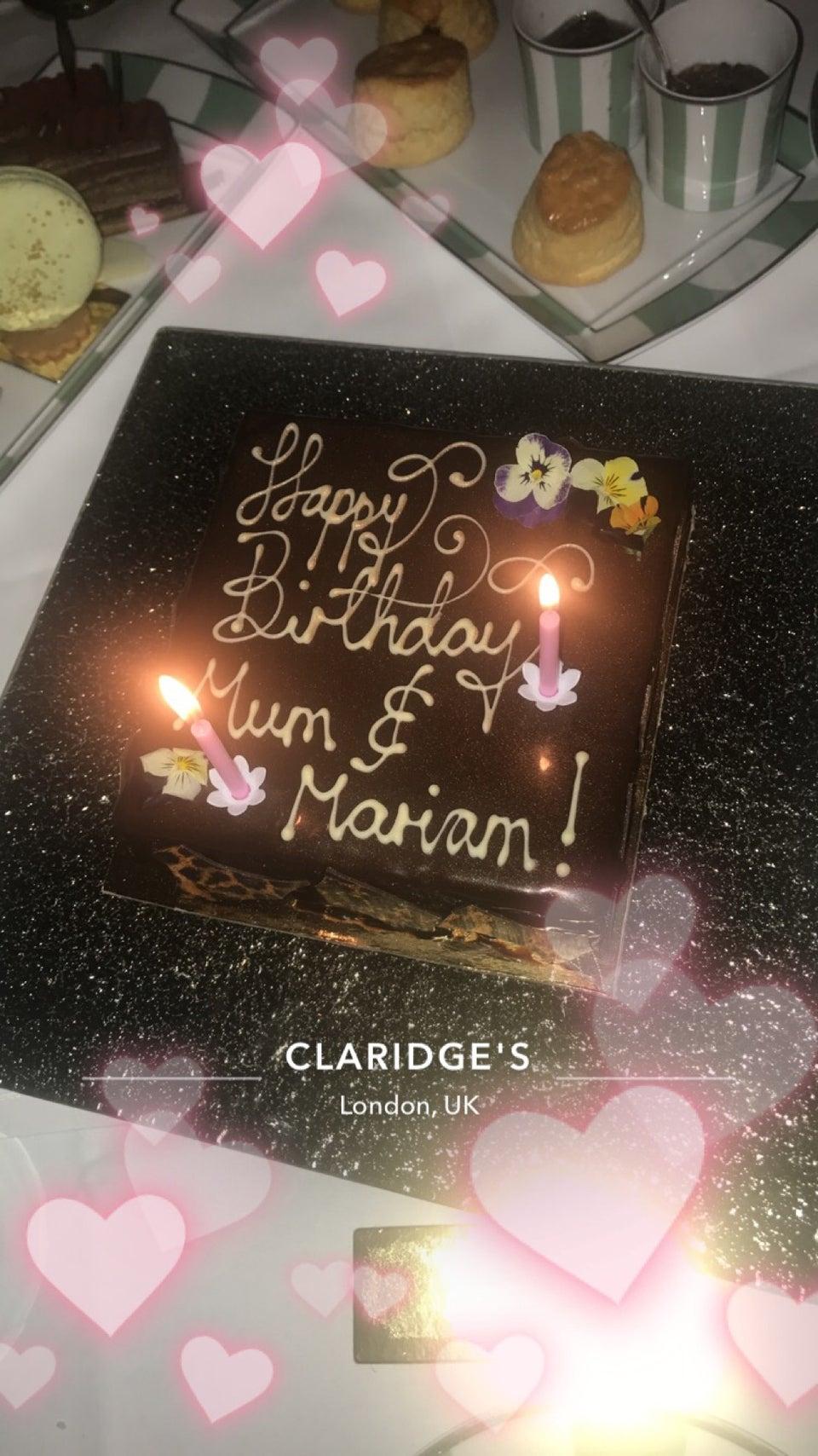 Photo of Claridge's