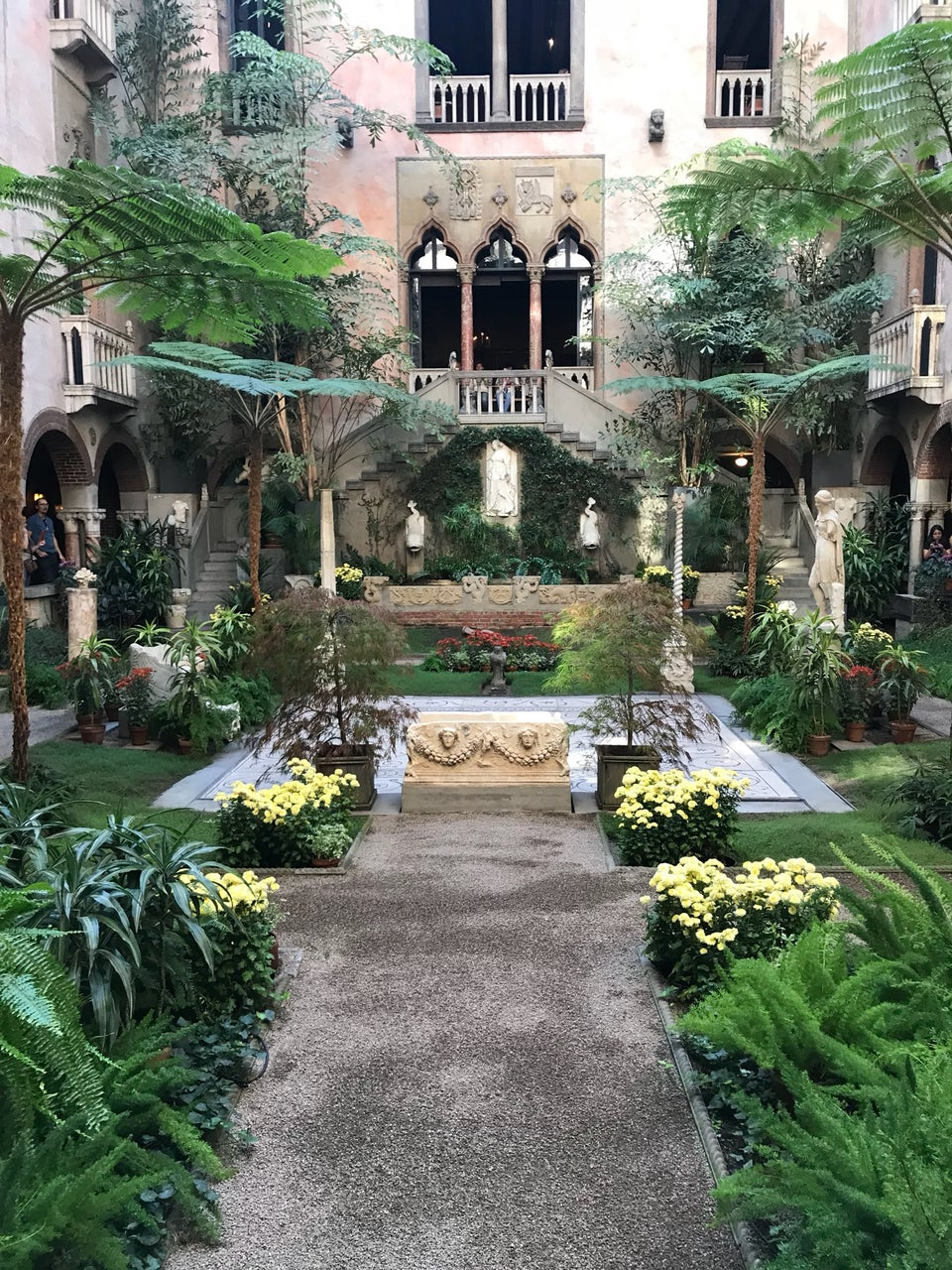 Photo of Isabella Stewart Gardner Museum