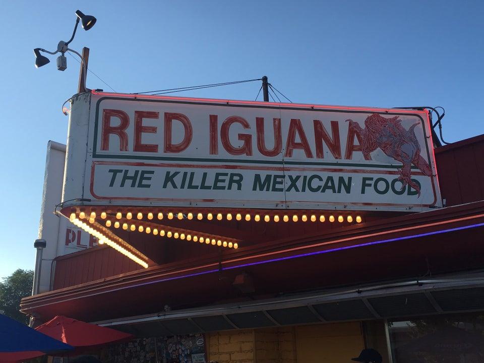 Photo of Red Iguana