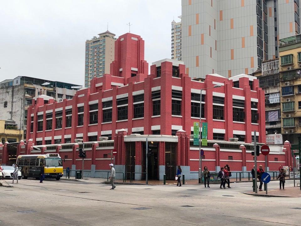 紅街市 (Red Market)