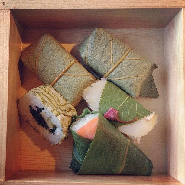 ゐざき寿司・柿の葉寿司